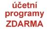 Účetní programy ZDARMA