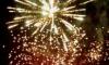 Silvestrovský ohňostroj