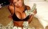 Ona vydělává 275 eur denně