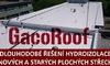 GACO - Izolace plochých střech