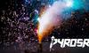 Petardy, dělobuchy pyro e-shop