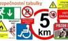 Bezpečnostní tabulky skladem