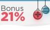 21% bonus k online reklamě